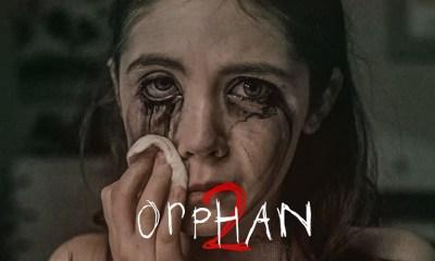 """""""Acho que as pessoas ficarão chocadas"""" diz Isabelle Fuhrman sobre """"A Orfã 2"""""""
