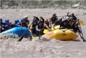 Argentina confirma Pan-americano de Rafting 2008 no país