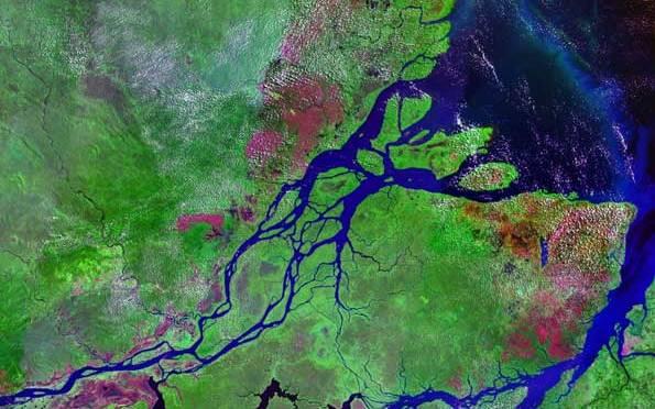 Amazonas é maior rio do mundo, com 140 km a mais que o Nilo, afirma Inpe