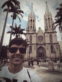 Marco Zero e Catedral da Sé