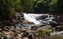 Barbosa Ferraz cachoeira