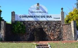 Entrada de Corumbataí do Sul