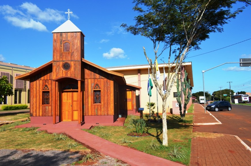 Museu Padre Vendelino Müller - Campina da Lagoa