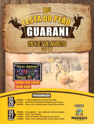 cartaz-festa-peao-guarani-expomam 2017