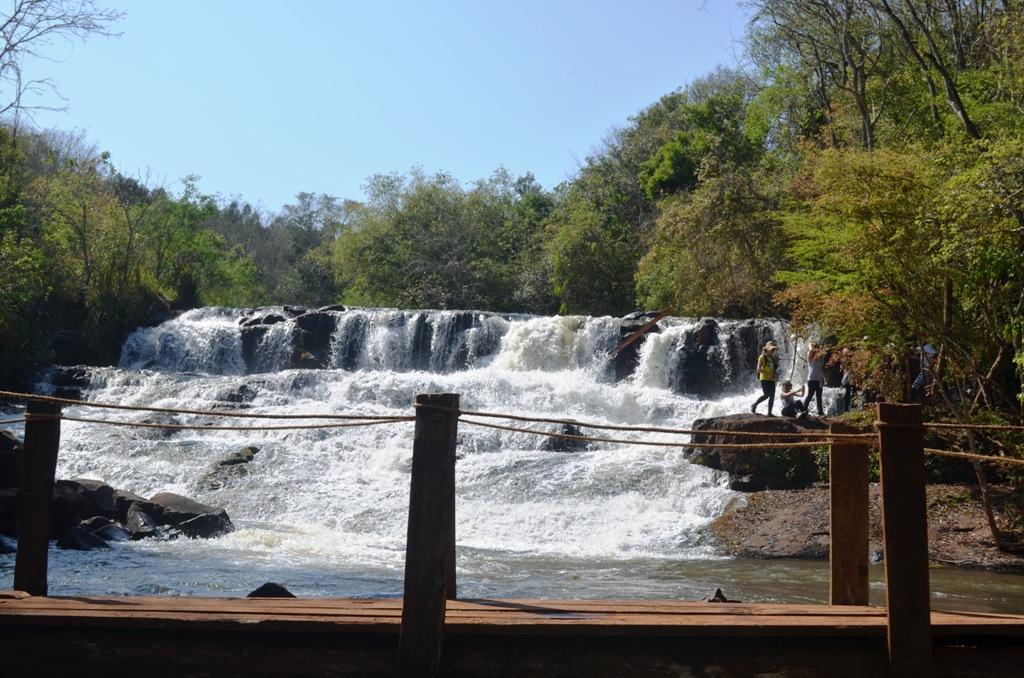 Circuito Cachoeira do Rio Campina - Luiziana