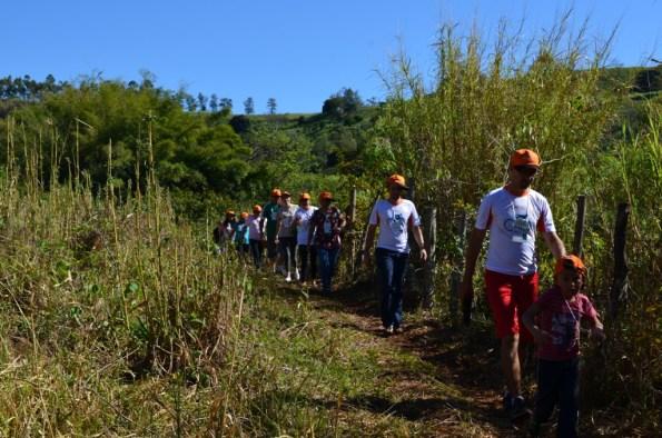 Caminhada Internacional Na Natureza