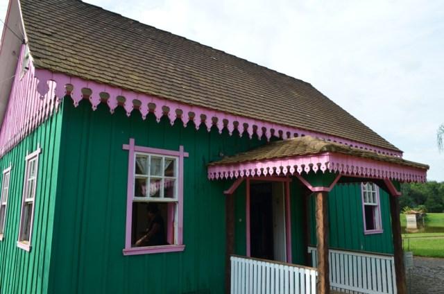 Museu Casa do colono em Tibagi