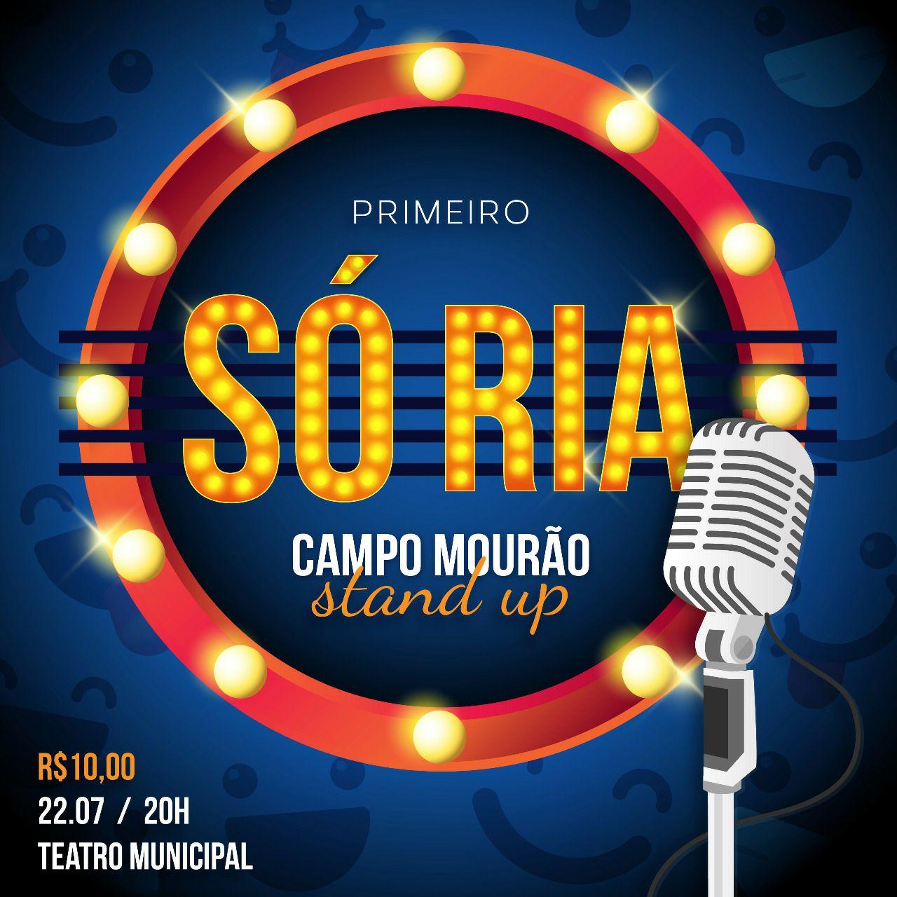 Stand up Campo Mourão
