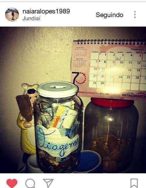 Foto: naiaralopes1989 (Instagram)