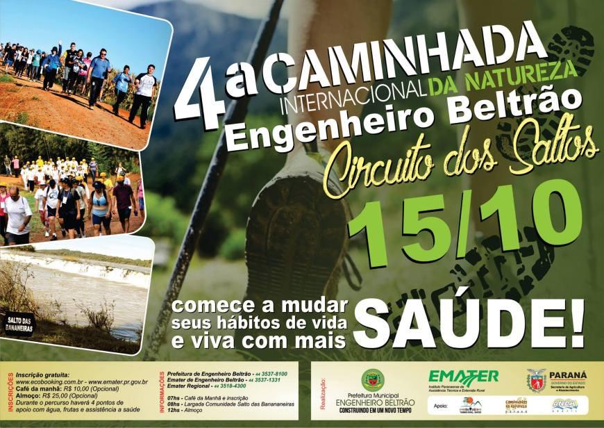 Caminhada Engenheiro Beltrão