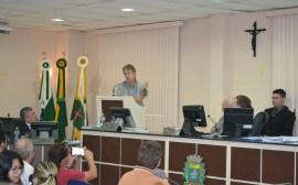 Reitor Parron - Foto Giolete Babinski/ Equipe de Comunicação do Santuário de NSra do Rocio