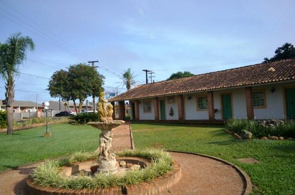 Centro de apoio ao turista- Tibagi-PR