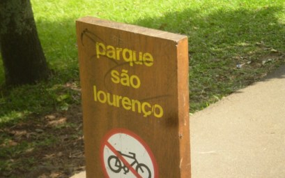 Parque São Lourenço - Curitiba