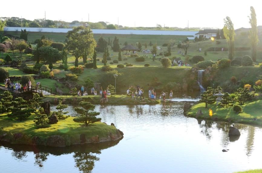Parque do Japão- Maringá -PR