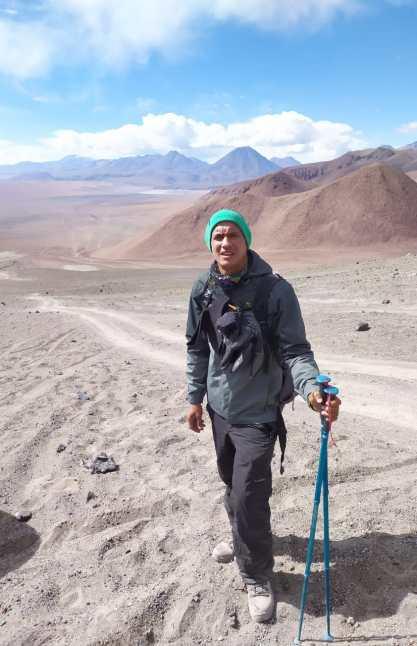 Felipe bermal - Iniciação ao montanhismo