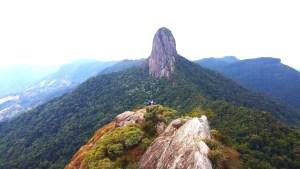 Pedra Ana Chata e pedra do baú