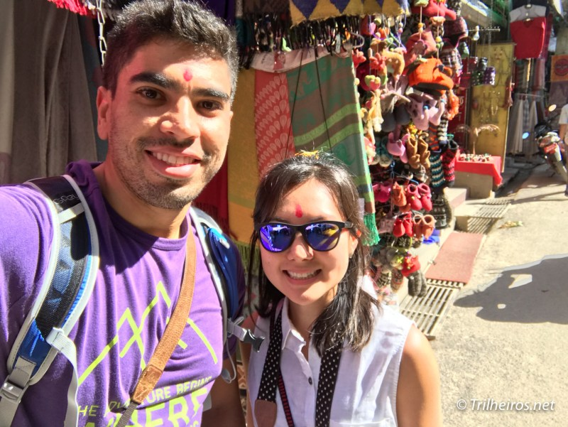 City tour em Kathmandu, Nepal - Trekking ao Campo Base do Everest | Blog Trilheiros
