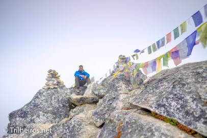 Pico Dingbocheri - Trekking Campo Base Everest Trilheiros