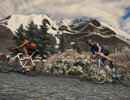 Zwift Rollentraining Software