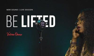 Be Lifted (Cover) mp3 Download by Victoria Orenze.