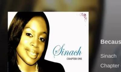 Because you Live – Sinach (Mp3, Lyrics and Video)