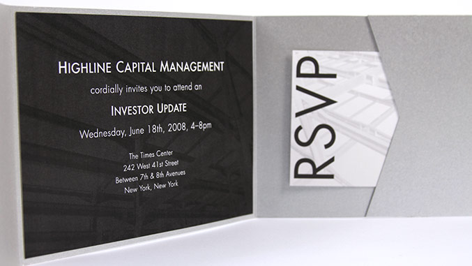 Invitations for Private Equity Firms Financial Firms