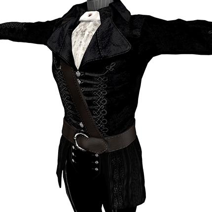 Vanguard Pirate Jacket