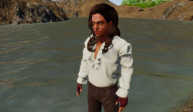 BlakOpal Antilles Pirate