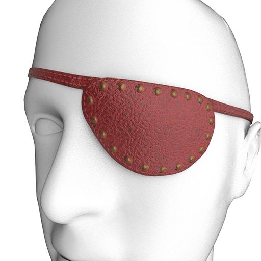 Eyepatch Red