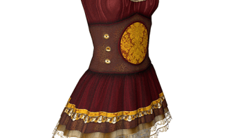 Lovelace Outfit in SineSpace