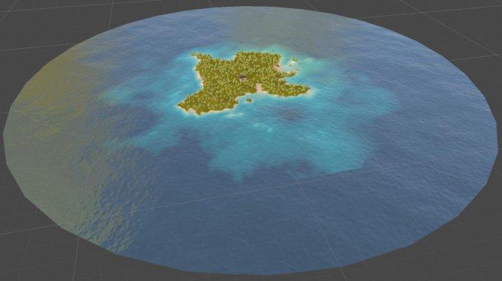 Water Zone Tutorial