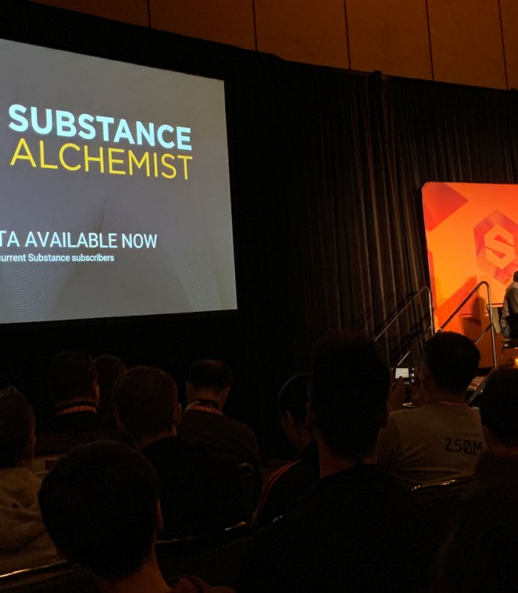 Substance Alchemy Now Available