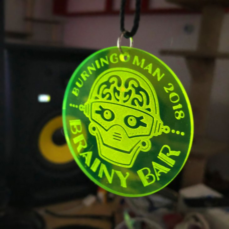 Brainy Bot Tag