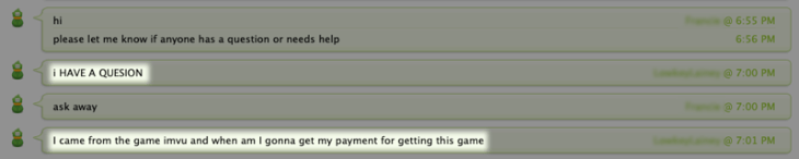 Part Of A Pay To Play Scheme