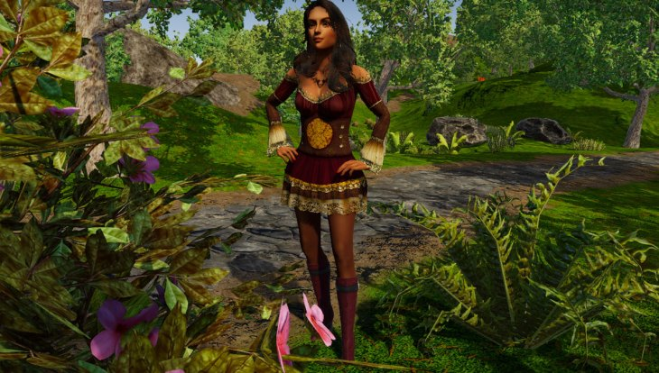 Lovelace Outfit Updated