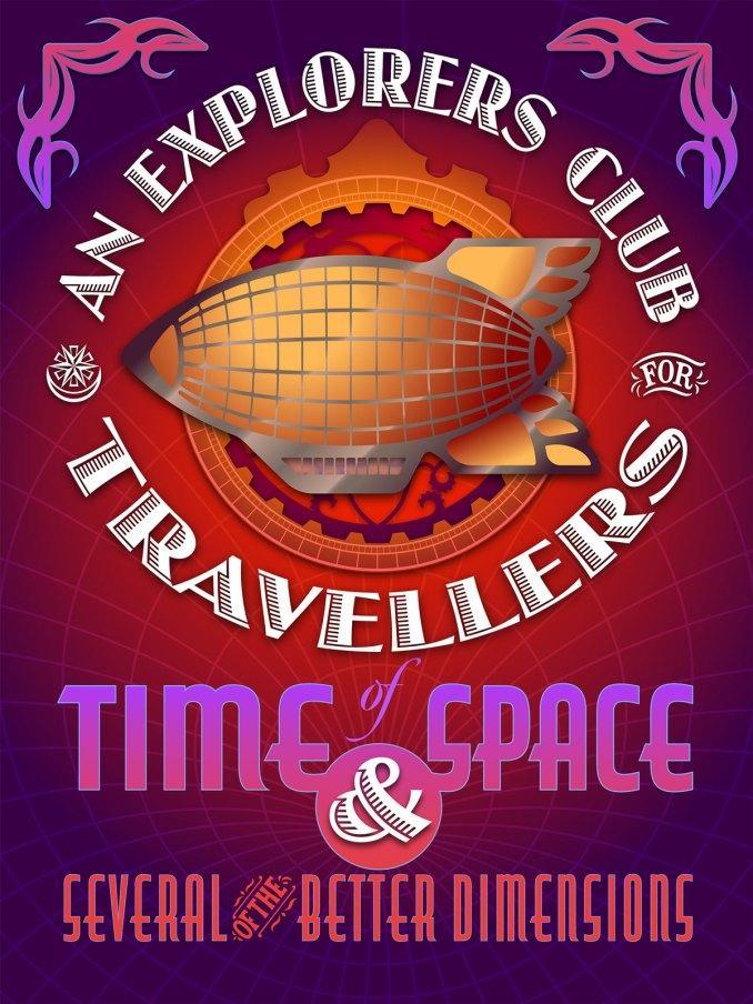 Explorers Club Poster