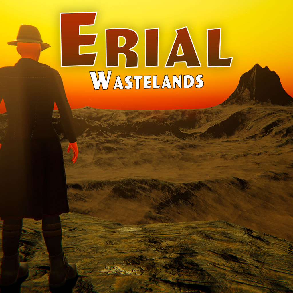 Erial Wastelands Region