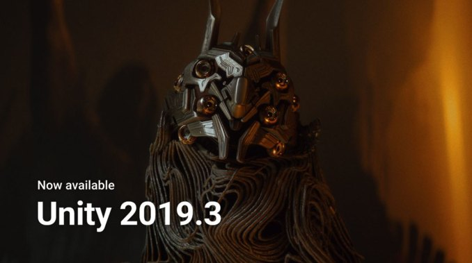 Unity 2019.3 Release