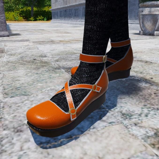 Orange Platforms
