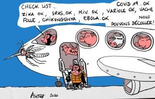check list des virus