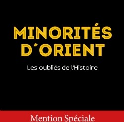 Minorités d'Orient de Tigrane Yégavian, aux Editions Rocher