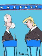 Elections USA premier-débat