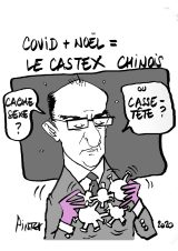 Castex chinois