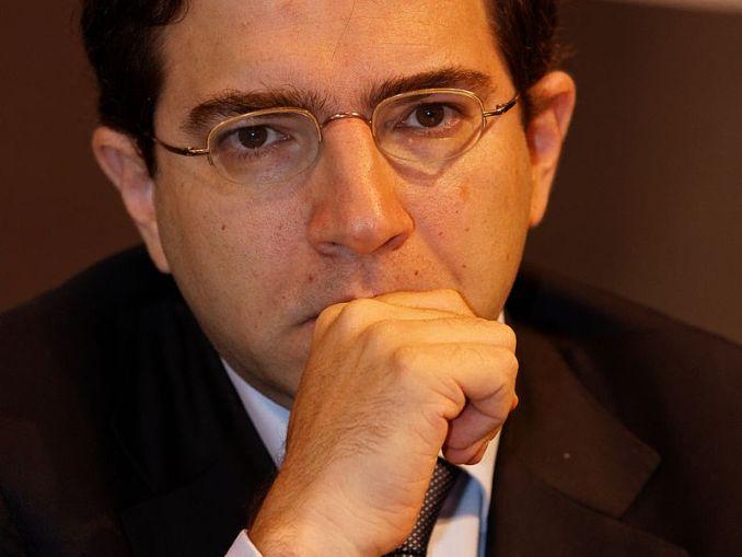 L'écrivain Alexandre Najjar, Grand Prix de la Francophonie