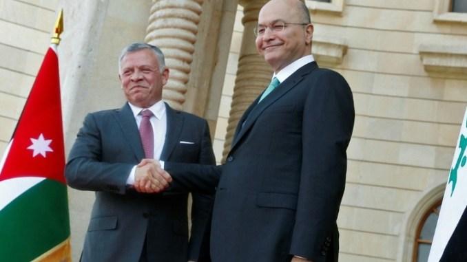 L'Irak et la Jordanie coopèrent pour construire une immense cité industrielle