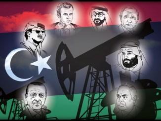 Libye, le « grand jeu » méditerranéen