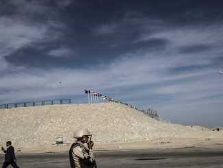 Egypt concerned UAE-Israeli pipeline project will affect Suez Canal