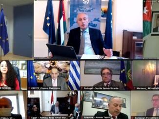 Déclaration ministérielle de l'UpM sur l'économie bleue durable