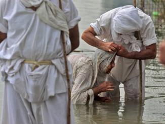Les mandéens, la communauté baptiste d'Irak