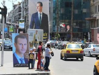 Assad the outcast being sold to the west as key to peace in Middle East